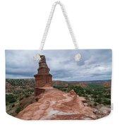 07.30.14 Palo Duro Canyon - Lighthouse Trail 47e Weekender Tote Bag