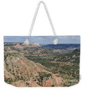 07.30.14 Palo Duro Canyon - Lighthouse Trail 5e Weekender Tote Bag