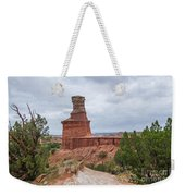 07.30.14 Palo Duro Canyon - Lighthouse Trail 62e Weekender Tote Bag
