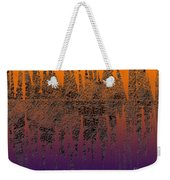 0740 Abstract Thought Weekender Tote Bag