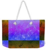 0770 Abstract Thought Weekender Tote Bag