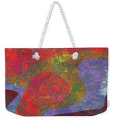 0782 Abstract Thought Weekender Tote Bag