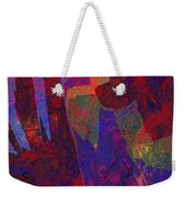 0788 Abstract Thought Weekender Tote Bag