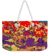 0806 Abstract Thought Weekender Tote Bag