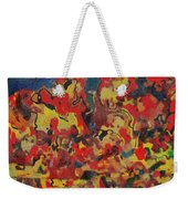 0808 Abstract Thought Weekender Tote Bag