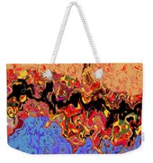 0809 Abstract Thought Weekender Tote Bag