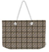 0811 Abstract Thought Weekender Tote Bag