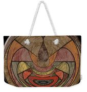 0815 Abstract Thought Weekender Tote Bag