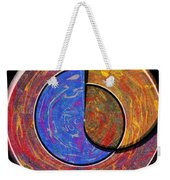 0826 Abstract Thought Weekender Tote Bag