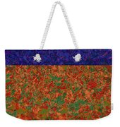 0834 Abstract Thought Weekender Tote Bag