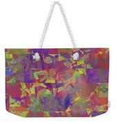 0866 Abstract Thought Weekender Tote Bag