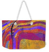 0871 Abstract Thought Weekender Tote Bag
