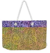 0872 Abstract Thought Weekender Tote Bag