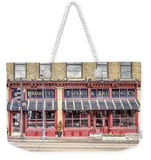 0875 Emmett's Tavern And Brewing Company Weekender Tote Bag