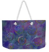 0877 Abstract Thought Weekender Tote Bag