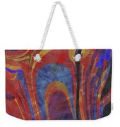 0880 Abstract Thought Weekender Tote Bag