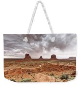 0883 Monument Valley Weekender Tote Bag