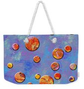 0888 Abstract Thought Weekender Tote Bag
