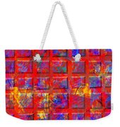 0890 Abstract Thought Weekender Tote Bag