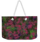 0901 Abstract Thought Weekender Tote Bag