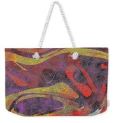 0906 Abstract Thought Weekender Tote Bag