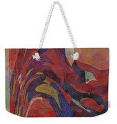 0910 Abstract Thought Weekender Tote Bag