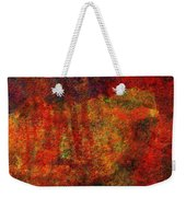 0911 Abstract Thought Weekender Tote Bag