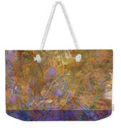 0913 Abstract Thought Weekender Tote Bag