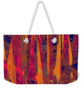 0917 Abstract Thought Weekender Tote Bag