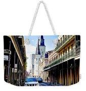 0928 St. Louis Cathedral - New Orleans Weekender Tote Bag