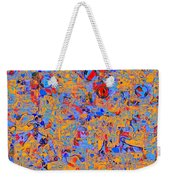 0930 Abstract Thought Weekender Tote Bag