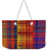 0942 Abstract Thought Weekender Tote Bag