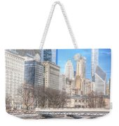 0945 Chicago Weekender Tote Bag