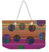 0948 Abstract Thought Weekender Tote Bag