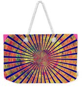 0966 Abstract Thought Weekender Tote Bag