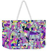 0978 Abstract Thought Weekender Tote Bag