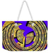 0985 Abstract Thought Weekender Tote Bag