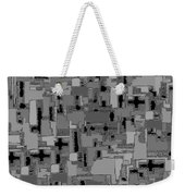 0992 Abstract Thought Weekender Tote Bag