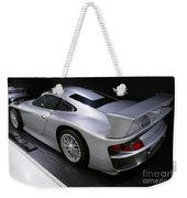 1997 Porsche 911 Gt1 Street Version Weekender Tote Bag