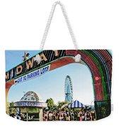 Midway Fun And Excitement  Weekender Tote Bag