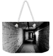Image Of The Catacomb Tunnels In Paris France Weekender Tote Bag