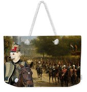 Kuvasz Art Canvas Print  Weekender Tote Bag