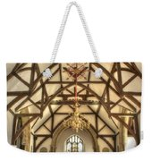 Plaxtol Church  Weekender Tote Bag