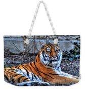 0013 Siberian Tiger Weekender Tote Bag