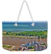 004 Visual Highs Of The Queen City Weekender Tote Bag