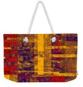 0161 Abstract Thought Weekender Tote Bag