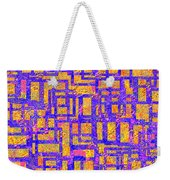 0194 Abstract Thought Weekender Tote Bag