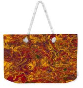 0202 Abstract Thought Weekender Tote Bag
