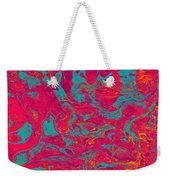 0217 Abstract Thought Weekender Tote Bag