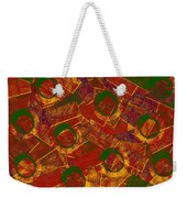 0255 Abstract Thought Weekender Tote Bag